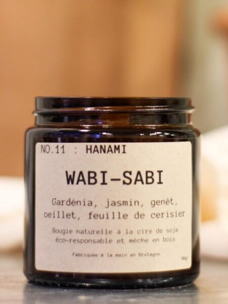 Bougie NO.11 Hanami 90g