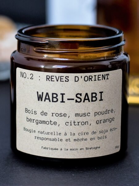 Bougie NO.2 Reves dOrient 90g