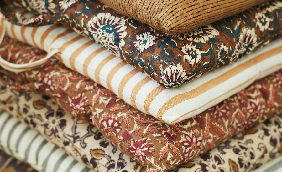 Illustration Textiles Decogreen